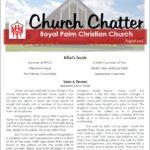 September 2016 Chatter