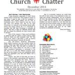 December 2014 Chatter