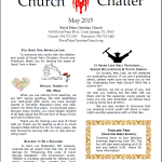 May 2015 Chatter