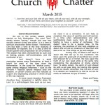 March 2015 Chatter
