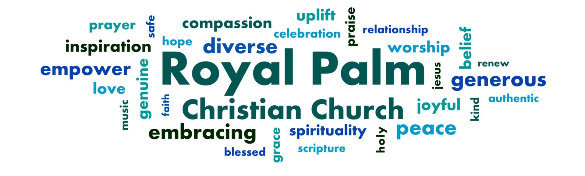 Who We Are Royal Palm Christian Church